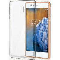 Nokia CC-103 Slim Crystal Cover for Nokia 3, Transparent