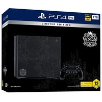 Sony PlayStation 4 Pro 1TB Kingdom Hearts III Limited Edition Bundle
