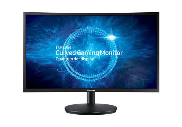 Samsung 24  Curved Gaming Monitor