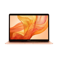 Apple MacBook Air 13 inch 2018 i5 8GB, 128GB Arabic and English, Gold