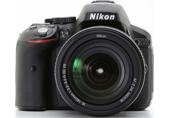Nikon D5300+ 18-55NVR