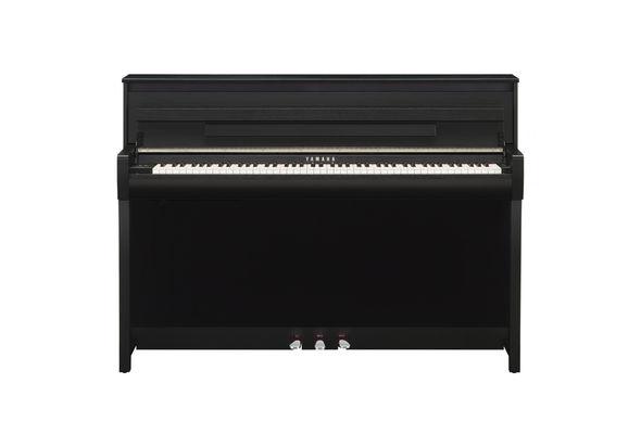Yamaha Clavinova CLP-685 Digital Upright Piano, Black