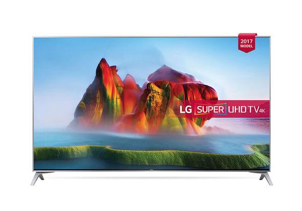 LG 55  55SJ800V Super UHD TV