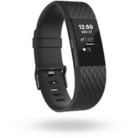 Fitbit Charge 2 Fitness bracelet small, Black Gunmetal
