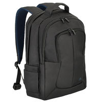 Riva Case 8460 black bulker Laptop Backpack 17""