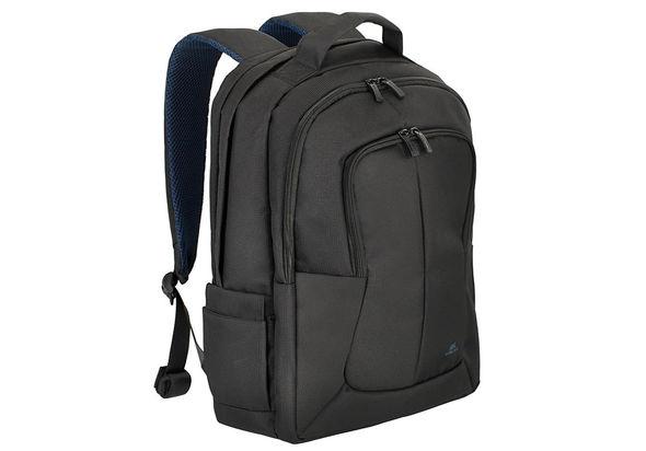 Riva Case 8460 black bulker Laptop Backpack 17