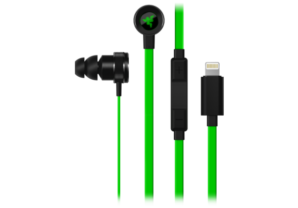 Razer Hammerhead Lightning Headset for iOS