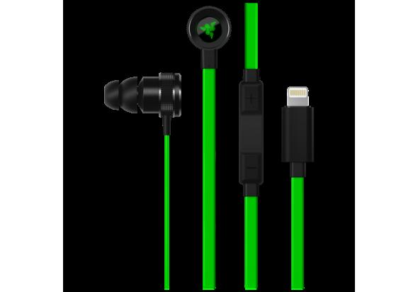 Razer Hammerhead Lightning Headset for iOS