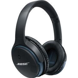 Bose SoundLink Over the Ear Wireless Headphones II, Black