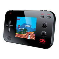 Dream Gear Gamer V Portable Handheld Gaming System with 220 Games