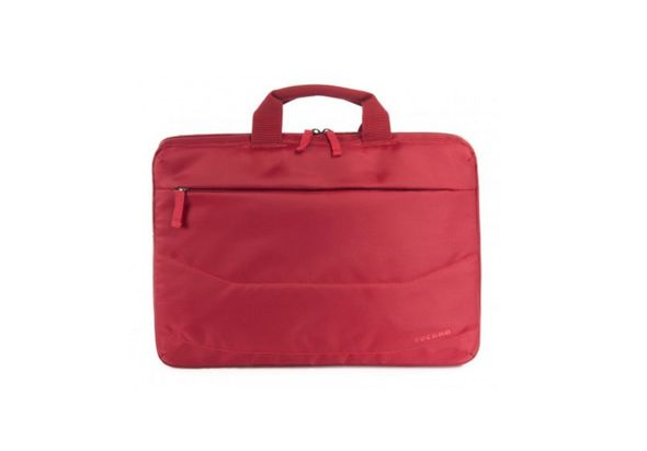 Tucano, Slim Bag for Ultrabook 15  and notebook 15.6  , Red