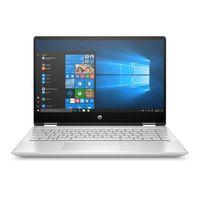 "HP Pavilion 14-CE3007NE i5 8GB, 512GB SSD 2GB Graphic 14"" Laptop, Silver"