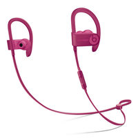 Beats Neighborhood Collection Powerbeats3 Wireless Earphones,  Brick Red
