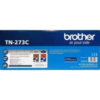 Brother TN273C Standard Toner Cyan (1, 300 Page)