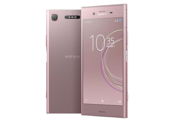 Sony Xperia XZ1 Smartphone, Pink