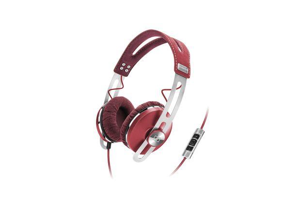 Sennheiser Momentum On-Ear Headphone, Red
