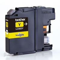 Brother Ink Cartridge, Yellow