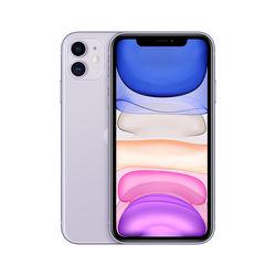 Apple iPhone 11 4G LTE Smartphone,  Purple, 128 GB