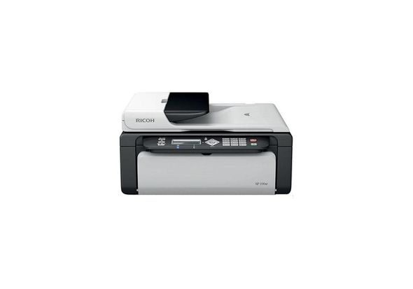 Ricoh Aficio SP 100SF E Laser Printer
