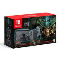 Nintendo Switch Diablo III Bundle