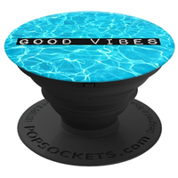 PopSockets Finger Grip, Good Vibes