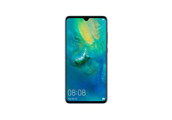 Huawei Mate 20 Smartphone LTE,  Black