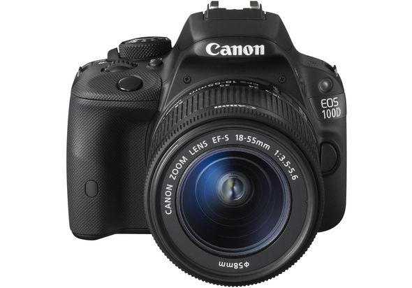 Canon EOS 100D 18-55 DC III Digital SLR Camera Kit