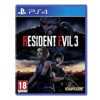 Resident Evil 3 Lent Edition for PS4