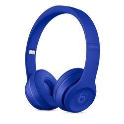 Beats Solo3 Wireless On-Ear Headphones Neighborhood Collection, Break Blue