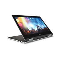 "Dell 5378 I7 16GB, 256GB 13.3"" Laptop, Grey"