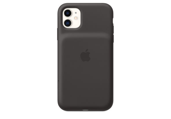 Apple iPhone 11 Smart Battery Case,  Black
