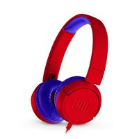 JBL JR 300 Kids on-ear headphones, Red