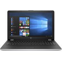 "HP Notebook 15-BS012NE I7 6GB, 1TB 15"" Laptop, Silver"