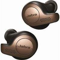 Jabra Elite 65t True Wireless Earbuds, Copper Black