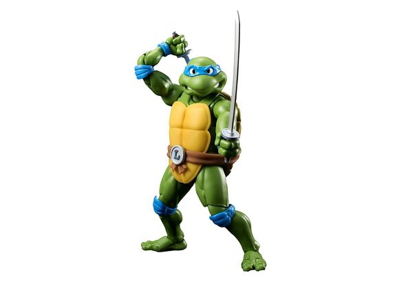 Bandai S. H Figuarts Leonardo Teenage Mutant Ninja Turtle