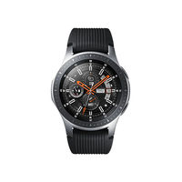 """Samsung Galaxy Watch R800 46mm 1.3"""" LTE, Black/Silver"""