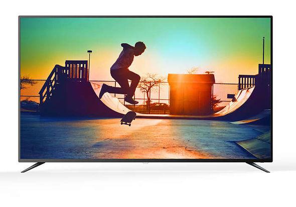 Philips 75PUT6303 75  4K Ultra Slim Smart LED TV