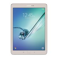 "Samsung Galaxy Tab S2 SM-T719N, 32Gb, 3GB, 8"" Android Tablet Gold LTE"
