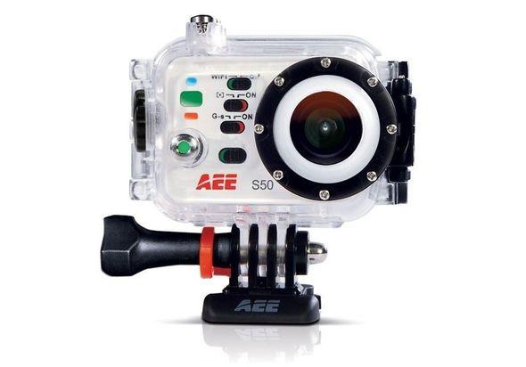Aee S50 Action camera MagiCam, Black