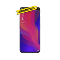 Oppo Find X LTE Smartphone,  RED