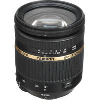 Tamron SP AF 17-50mm f/2.8 XR Di-II VC LD Aspherical (IF) Lens for Nikon F