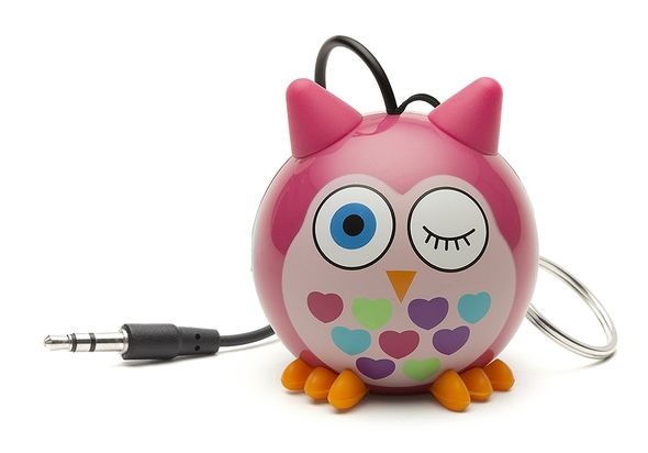 Kit Sound Mini Buddy Portable Rechargeable Speaker