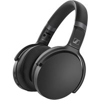 Sennheiser HD 450BT Bluetooth 5.0 Wireless Headphone with Active Noise Cancellation, Black