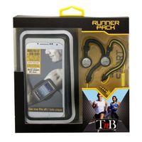 T'nB SPPACK1 Earphones and Armband