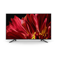 "Sony Z9F Master Series 75"" 4K Ultra HD Android TV"