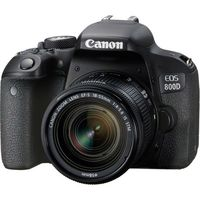 Canon EOS 800D DSLR Camera with 18-55 IS STM