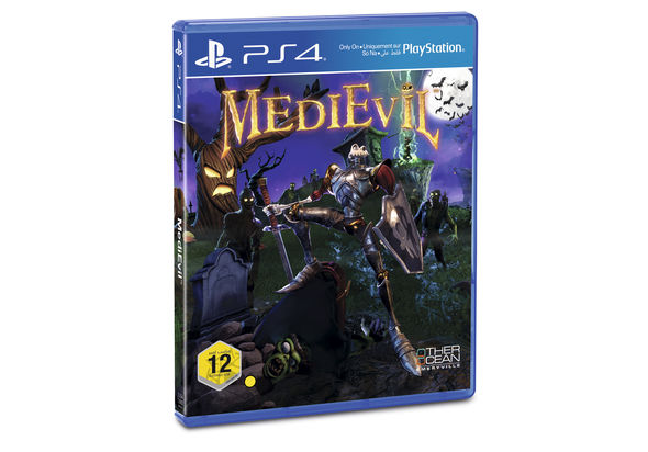 MediEvil for PS4