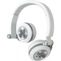 JBL Synchros E30 On-Ear Headphones, White