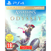 Assassin's Creed: ODYSSEY Gold Edition for PS4