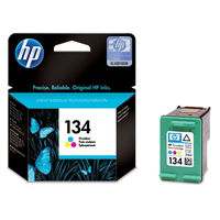 HP C9363HE 134 Tri-color Original Ink Cartridge